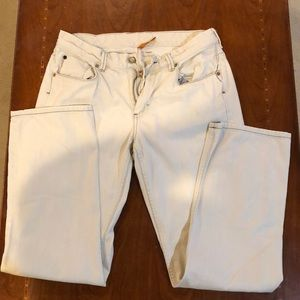 Men's Tommy Bahama tan jeans